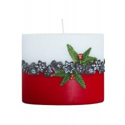 Kalėdinė žvakė 2