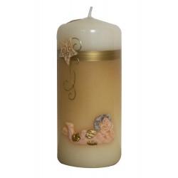 Kalėdinė žvakė 7