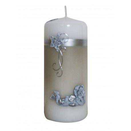 Kalėdinė žvakė 12
