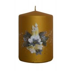 Kalėdinė žvakė 13