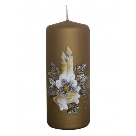 Kalėdinė žvakė 14