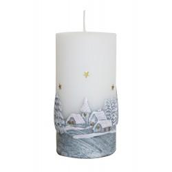 Kalėdinė žvakė 15